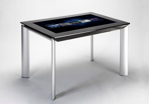 Samsung's SUR40 for Microsoft Surface table ($9,000)