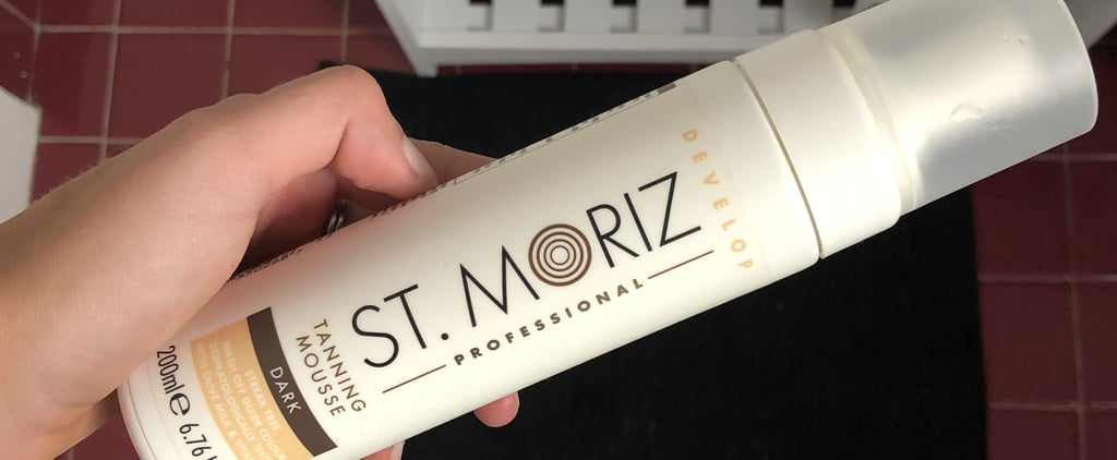 St. Moriz Self-Tanning Mousse Review
