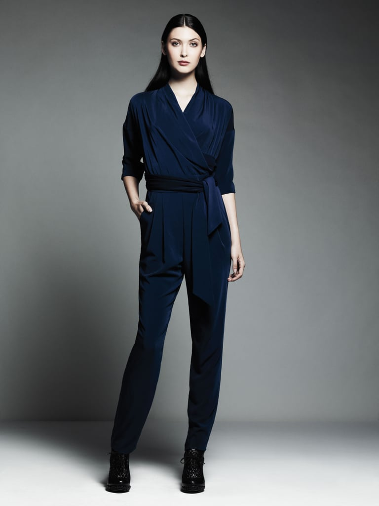 Pleated Jumpsuit ($88) Photo courtesy of Kohl's