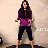 Kelsey Lee Beyoncé Butt Workout