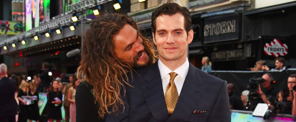 19 Jason Momoa Red Carpet Moments That Will Get You Through Any Situation