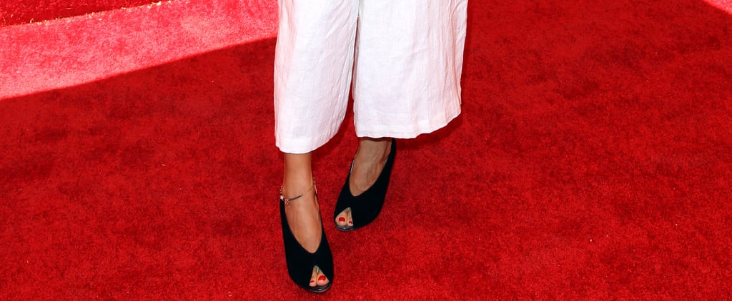 Celebrities Wearing Culottes