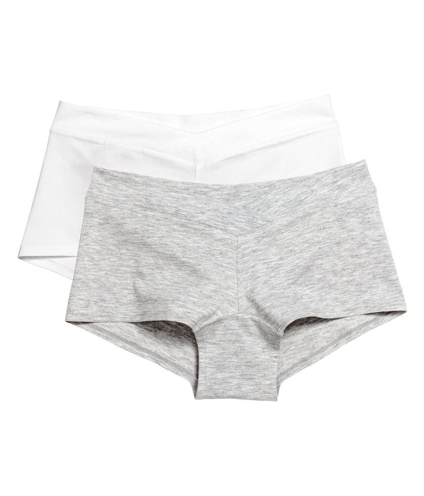 H&M Mama 2-Pack Boy Shorts