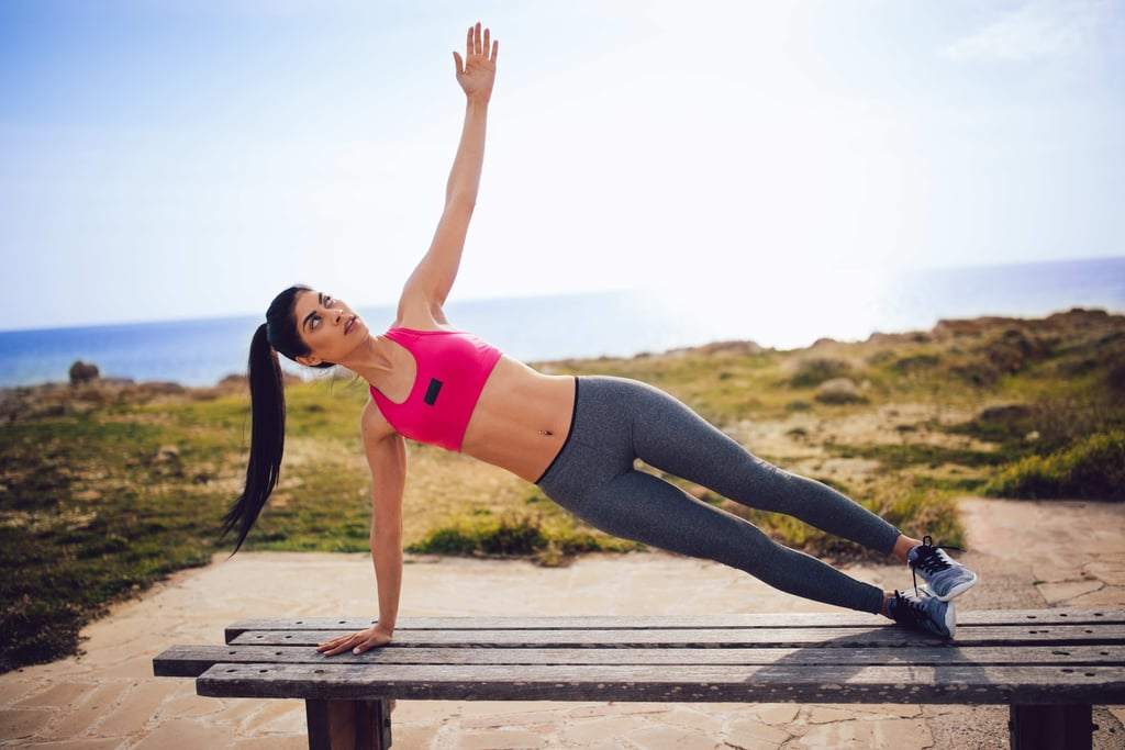 When I Have No Time and No Equipment, I Do These 6 Oblique Moves to Torch My Waist