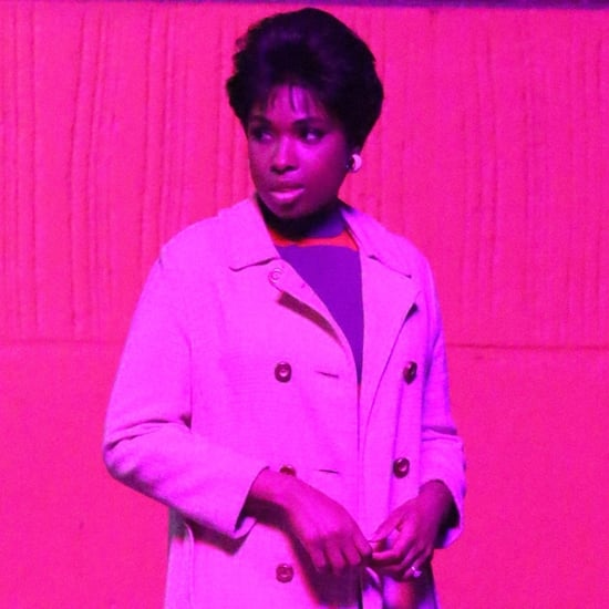 Aretha Franklin's Respect Biopic Behind-the-Scenes Photos