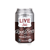 Live Soda Root Beer