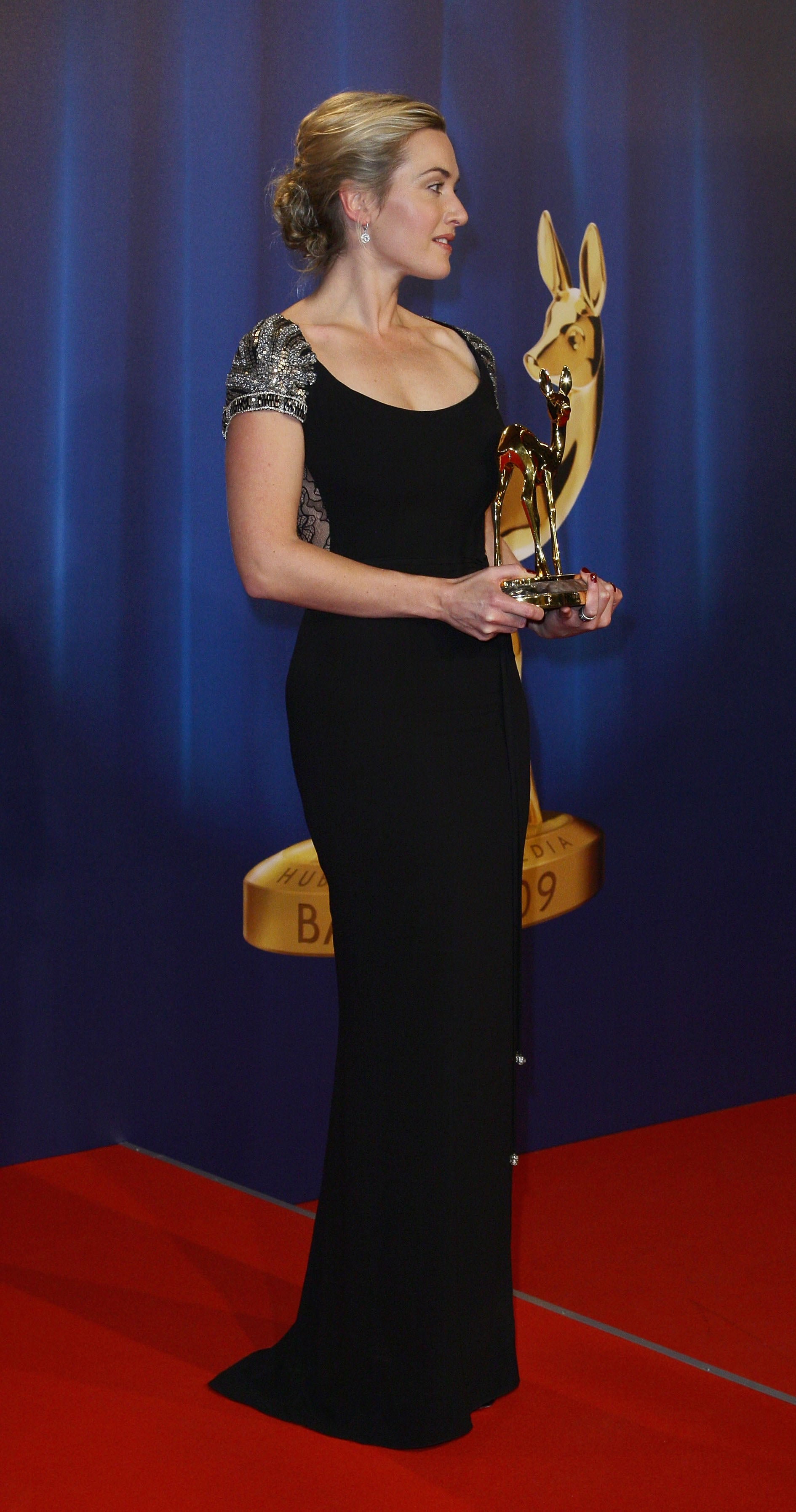 Photos From The 2009 Bambi Awards Where Kate Winslet Won