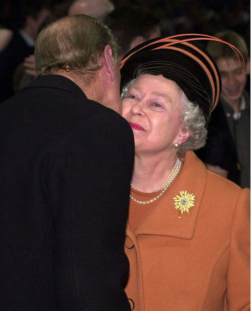 Why Don't Queen Elizabeth II and Prince Philip Show PDA?