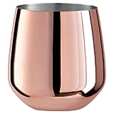 Oggi 17oz Wine Glass Copper