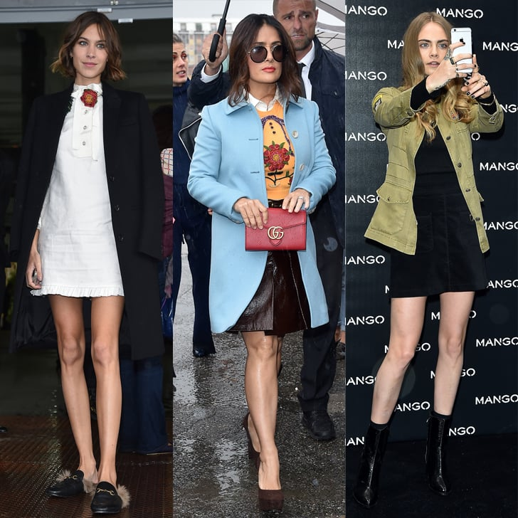 The Stars Were Looking Quite Stylish Over in Milan