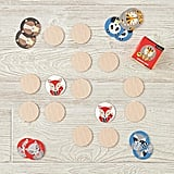 Mini Memory Match Game Animals