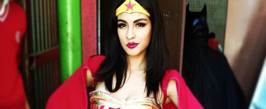17 Sexy Wonder Woman Costume Ideas