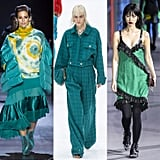 Autumn Fashion Trends 2019: Shades of Green