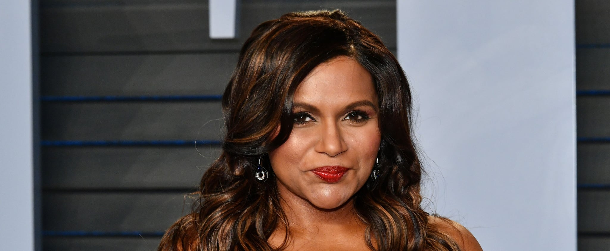 Mindy Kaling on Running For Stress Relief
