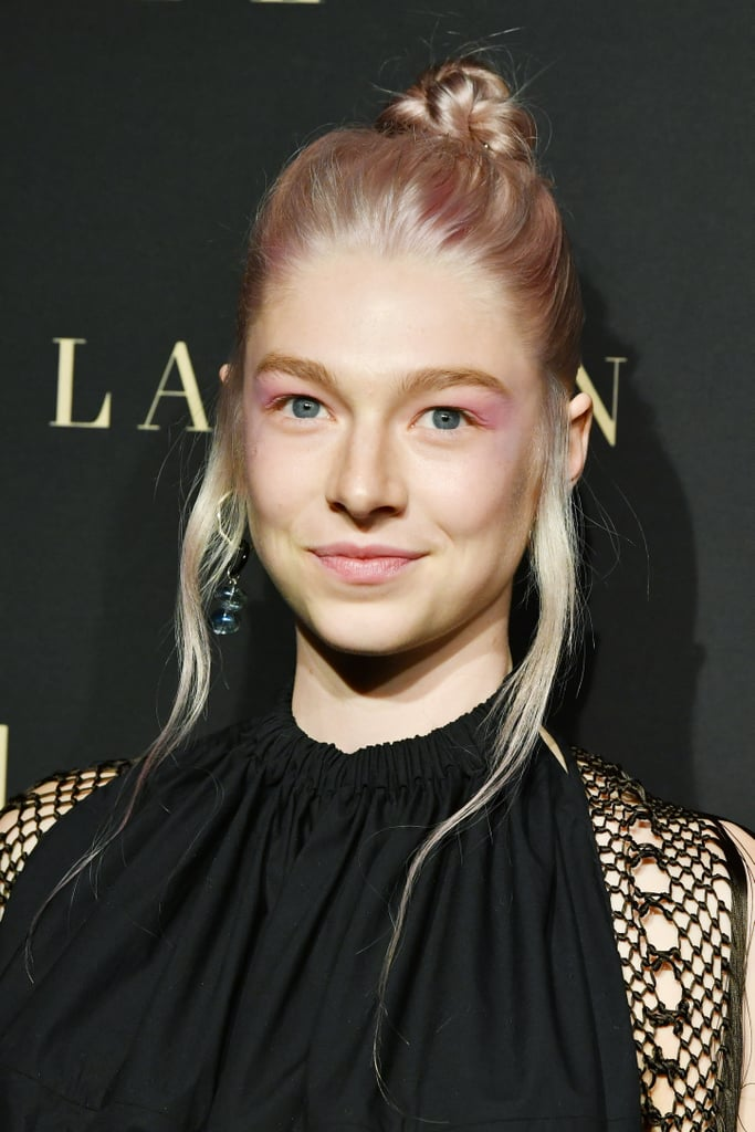 Hunter Schafer's Best Hair and Makeup Looks