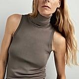 Zara Australia Sleeveless Knit Top ($45.95)