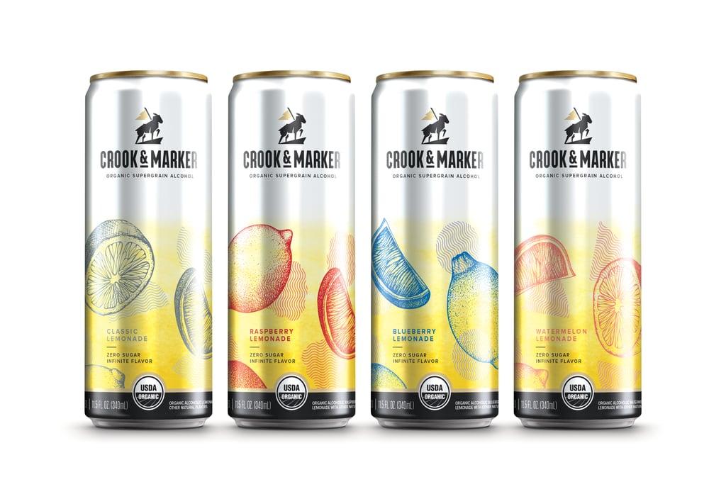 Crook & Marker Spiked Lemonades