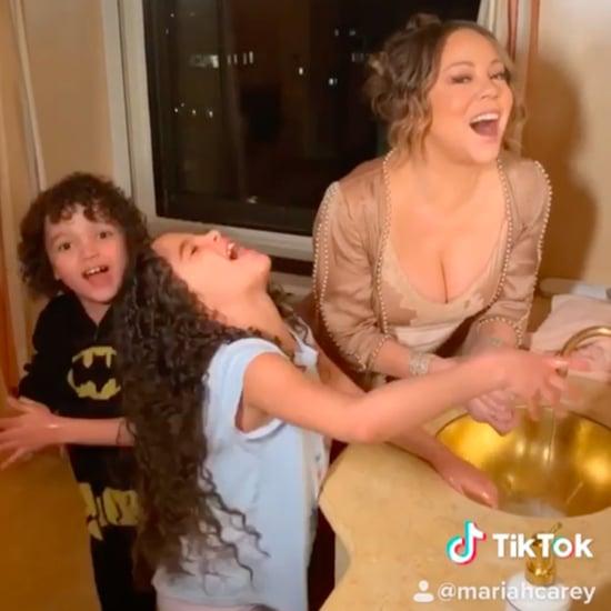 Mariah Carey's Handwashing Hack Involves Ol' Dirty Bastard