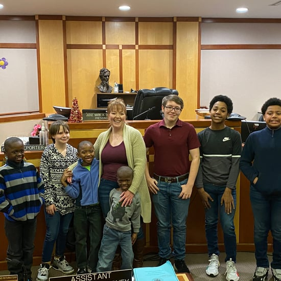 Mom Adopts 6 Sons After Experiencing Foster Care Herself