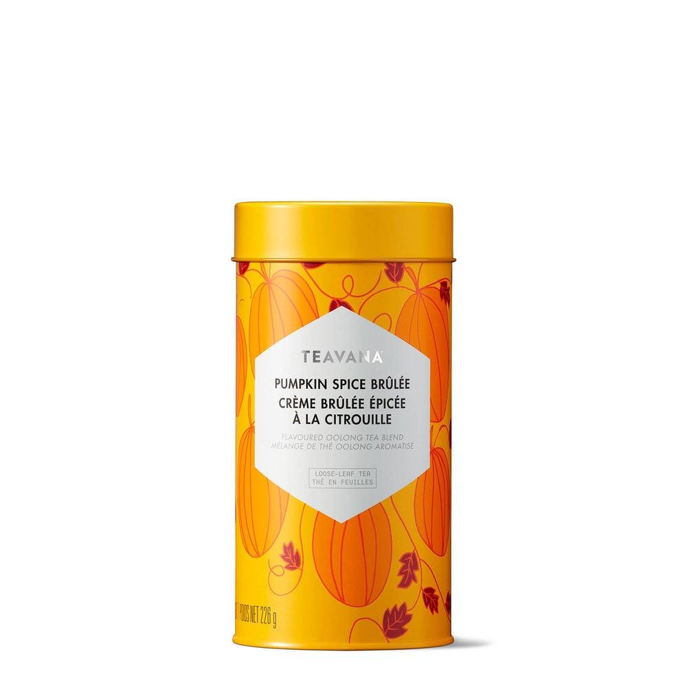 Pumpkin Spice Brulée Tea