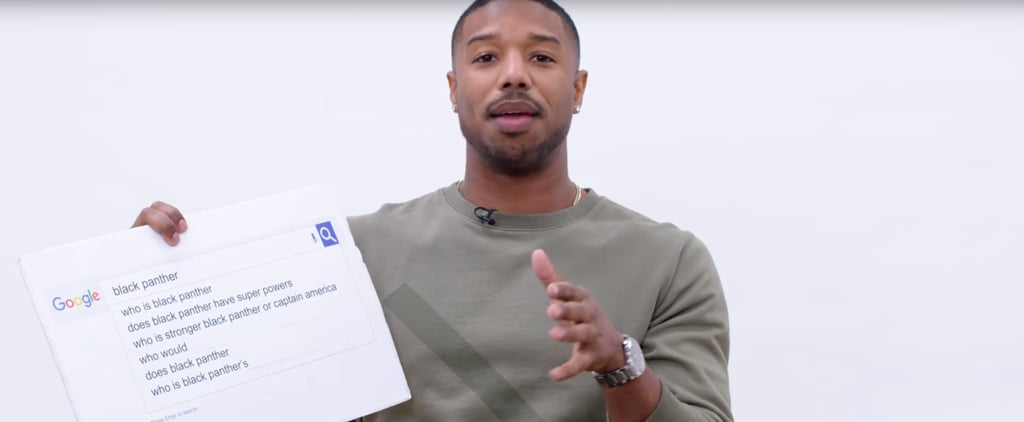 "Michael B. Jordan's Comic Book Knowledge Will Convince You the ""B"" Stands For ""Brainiac"""