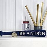 Unfinished Personalized Baseball Bat