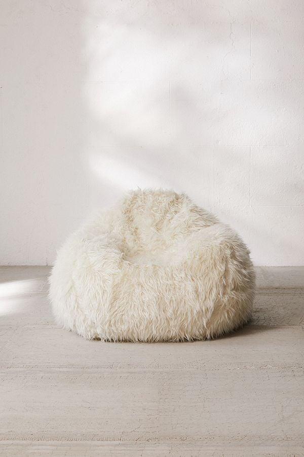 Buy The Bean Bag In White Here