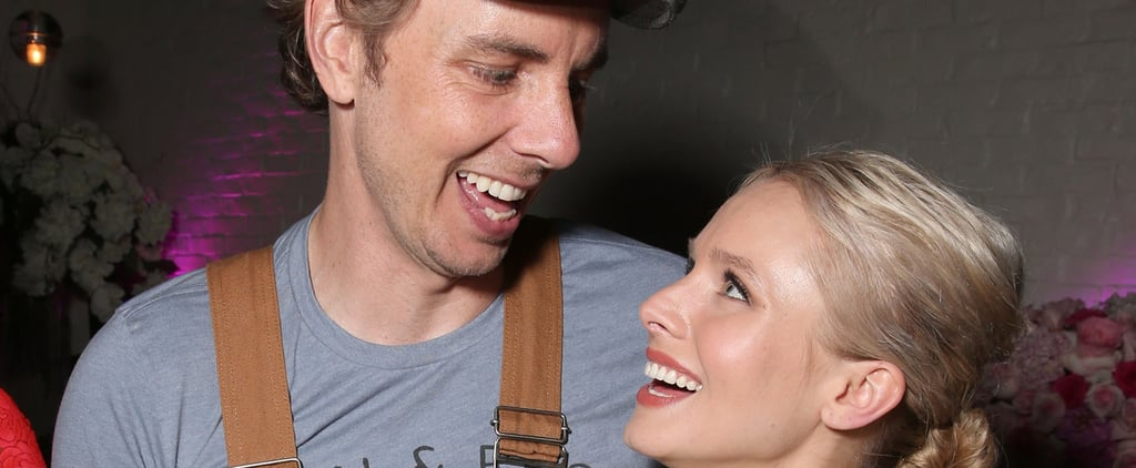 Kristen Bell Celebrates the Premiere of Bad Moms With Dax Shepard by Her Side