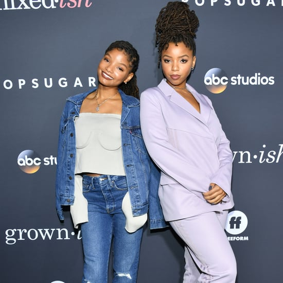 """Chloe and Halle Bailey Reunite For """"Tea Time"""" on Instagram"""