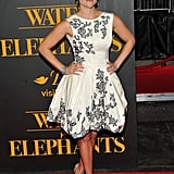 Pictures of Water For Elephants NYC Premiere