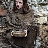 Arya Stark, as a Blind Beggar