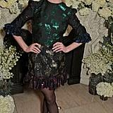 Anya Taylor-Joy at a Vogue and Tiffany Party in 2019