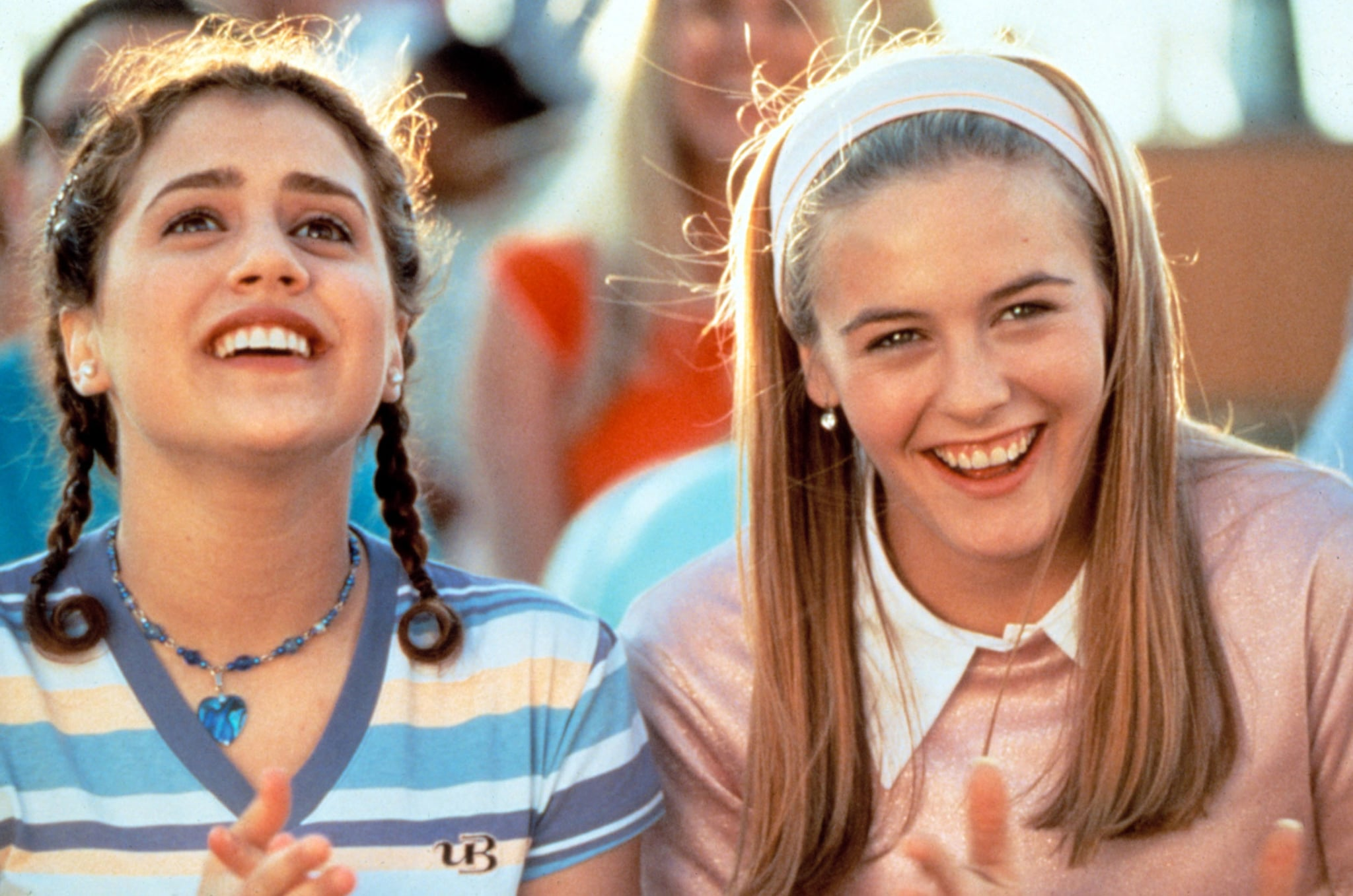 CLUELESS, Alicia Silverston, Brittany Murphy, 1995.