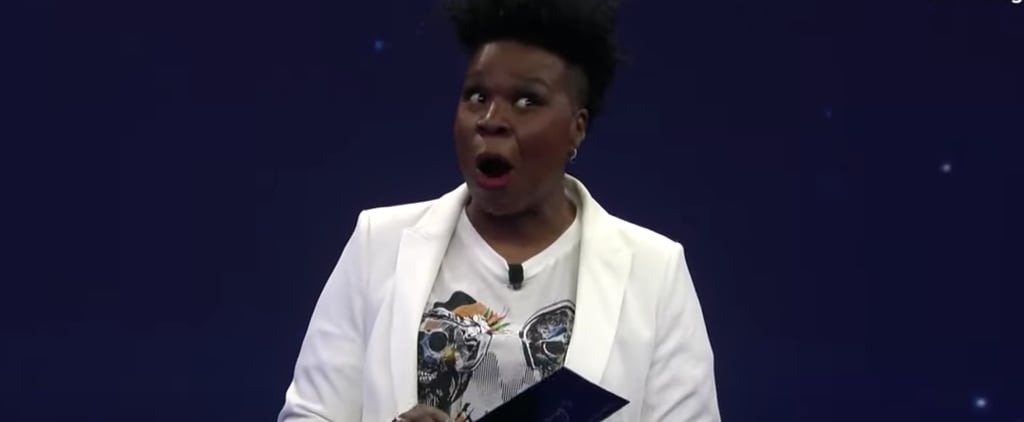 Watch Leslie Jones Hilariously Announce the Emmy Nominations