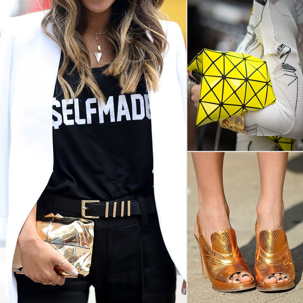 New York's Street Style Accessory Game is Hard to Beat
