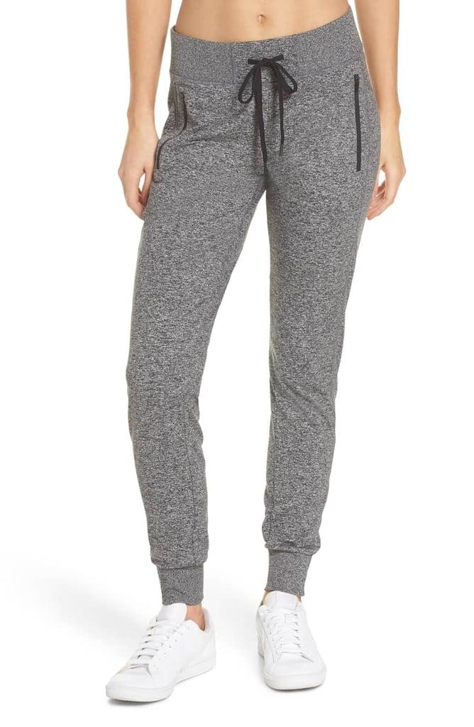 3765ad22 Zella Taryn Recycled Mélange Jogger Pants | Cosy Sweatpants 2018 ...