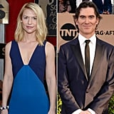 Claire Danes and Billy Crudup at the SAG Awards