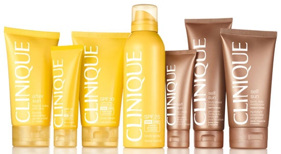 Clinique New Summer 2009 Sun Products