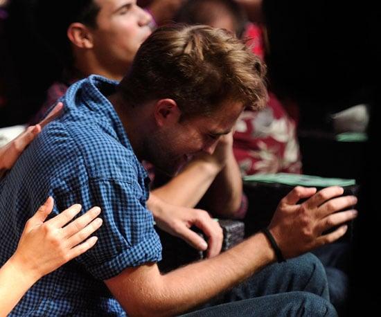 Robert Pattinson at the 2010 Teen Choice Awards