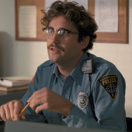 Officer Callahan on Stranger Things