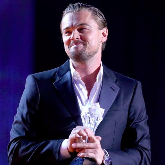 Leonardo DiCaprio bei Chritics' Choice Awards erfolgreich