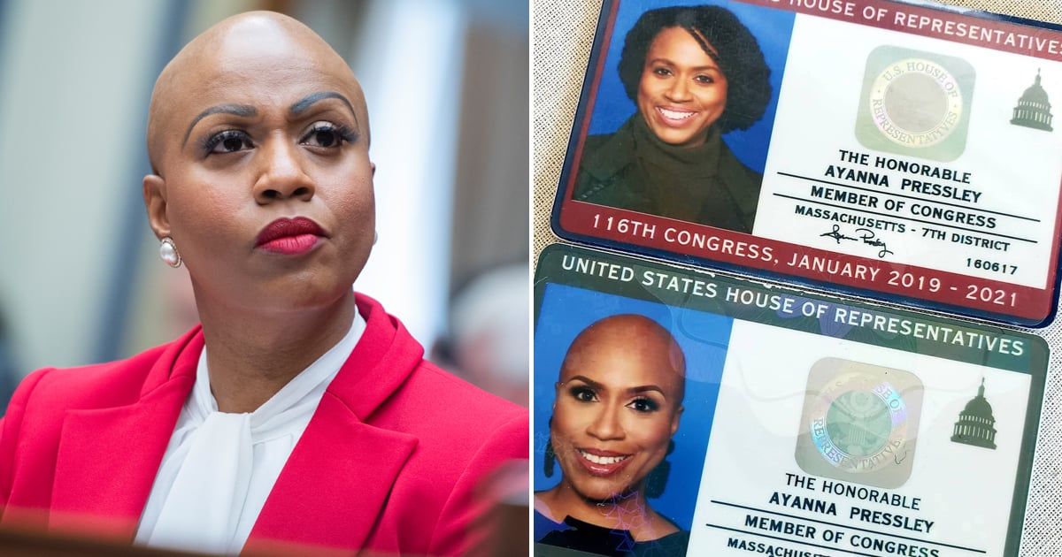 Ayanna Pressley Explains Why She's Grateful to See Her Hair Loss Reflected in New Congress ID.jpg