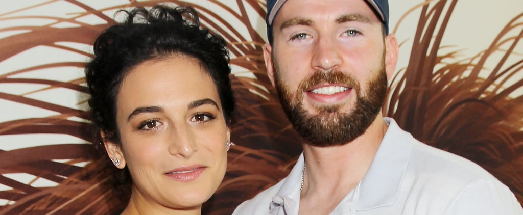 8 Chris Evans and Jenny Slate Photos That Will Slap a Big Smile on Your Face
