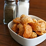 Some say pork rinds and football go together like peanut butter and jelly. Homemade chicharrones offer a healthier (and likely tastier) take on this game-watching staple.