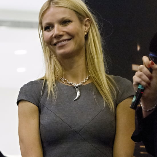 Gwyneth Paltrow Promotes Hugo Boss in Dubai | Pictures
