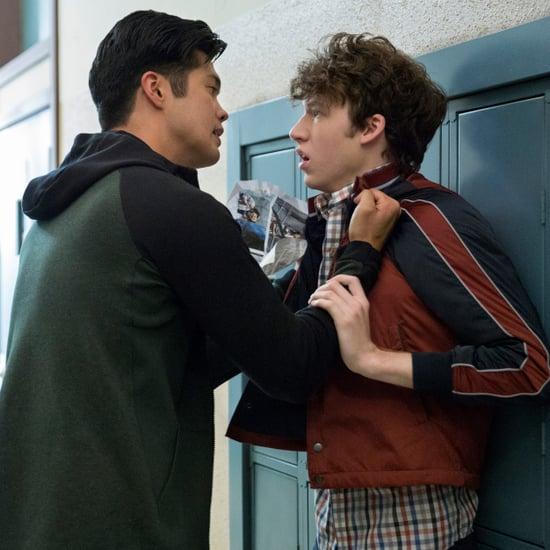 13 Reasons Why Season 2 Tyler Bathroom Scene