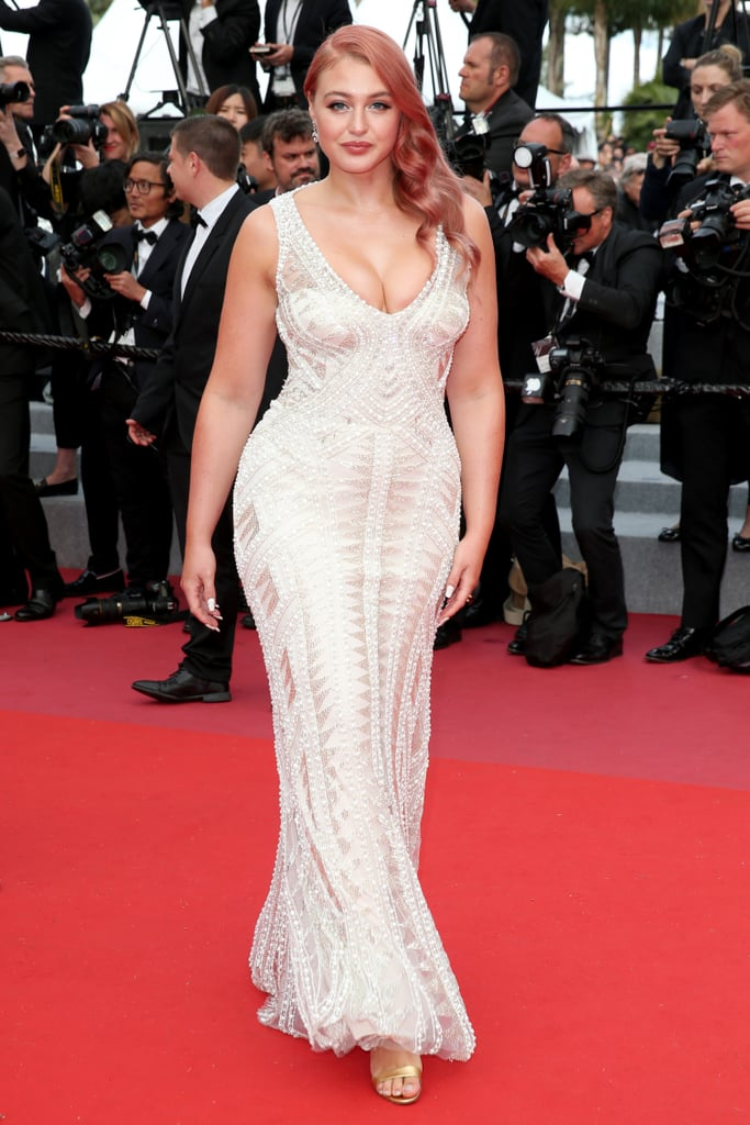 Making a Statement at Cannes Wearing a Custom Justin Alexander Design