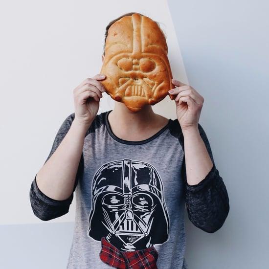 Disneyland Star Wars Sourdough Bread