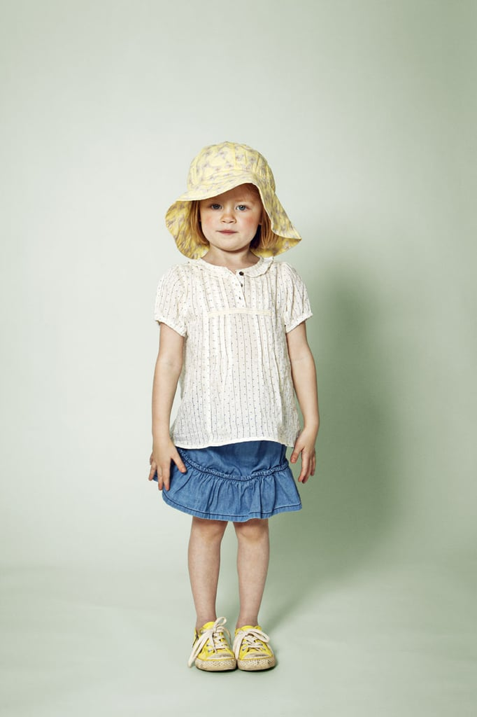 6d698434d32 An adorable ensemble for a little girl