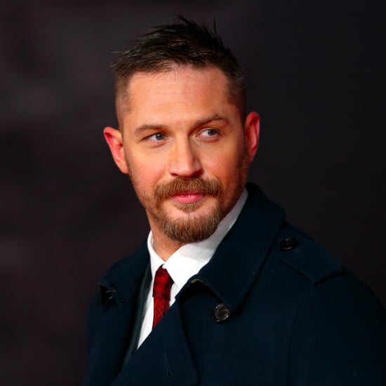 Tom Hardy Reads His Dog a Book